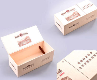 Customized Cigarette Packaging
